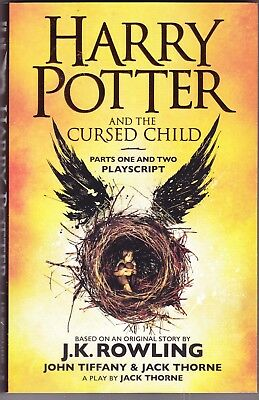Harry Potter and the Cursed Child - Parts One and Two: The Official Playscript o
