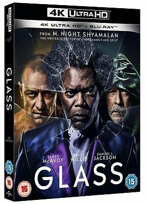 Glass (4K Ultra HD + Blu-ray) [UHD]