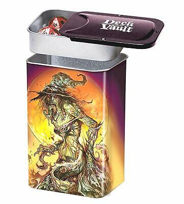 Ultra Pro Deckbox 84397 aus Metall - Wicked Witch of the West