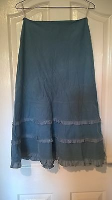 """NEW Marks and Spencers Womans / Girls Skirt ~ Size 10 & 30"""" Long ~ M&S"""