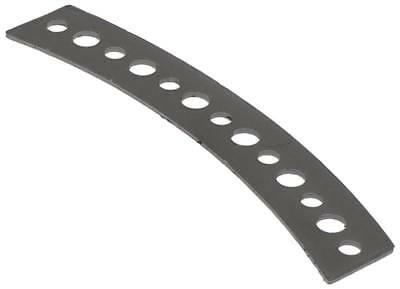 Seal D2 Ø 7mm 13 Holes Width 24,5mm D2 7mm Length 155mm Hole Distance 12mm