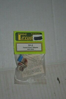 Circuitron 800-2002 TP-2 Track Power Adapter
