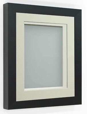 Frame Company Rickman Range Black Box Frame with Choice of Mount Colours