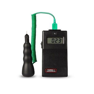 Fast response racing tyre temperature kit with adjustable needle probe