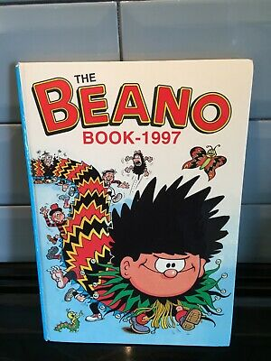 BEANO ANNUAL 1997 Very Good Condition - unclipped