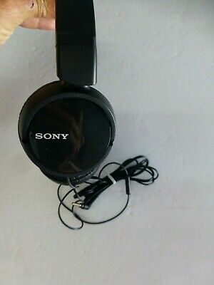 d6c1b4a04ab SONY Over Ear Best Stereo Extra Bass Portable Headphones MDR-ZX110 W/O BOX