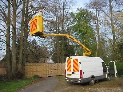Iveco Daily Cherry Picker 2004