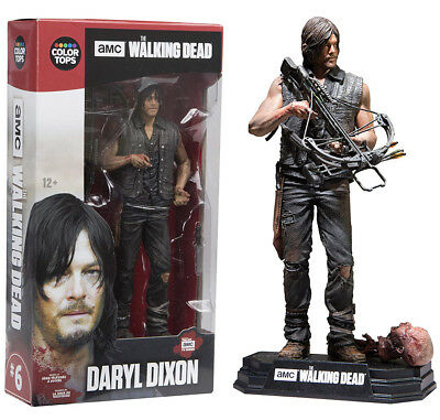 """AMC TV Series The Walking Dead TV Daryl Dixon 7"""" Collectible Action Figure"""