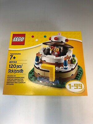 Brand New LEGO 40153 Birthday Table Decoration Sealed