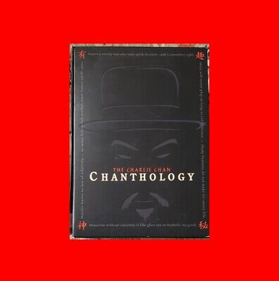 ☆Exc 6-Dvd Collectible Box Set Charlie Chan:chanthology-Anthology^390 Minutes!!☆