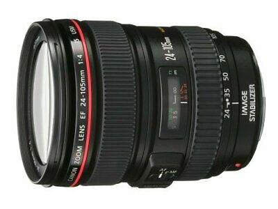 Canon EF 24-105mm f/4 L IS USM Lens for Canon EOS SLR Cameras  -WHITE BOX-