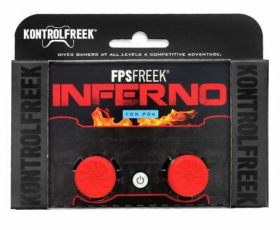 Kontrolfreek Fps Freek Inferno - Ps4 Controller Thumbsticks, Pack Of 2
