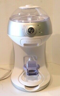 Gerber BabyNes Baby Formula Dispenser No Preheating Time Any Bottle Size Silver