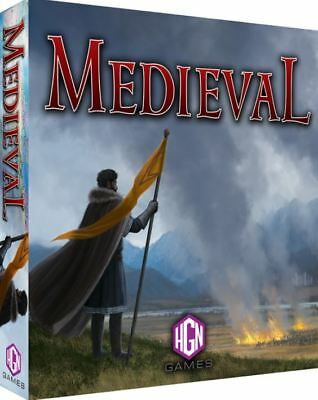 Medieval - Strategy Board Game