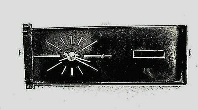 Vintage 1967 67 Ford Working Clock,with Brake Light  C7AF-15000, Custom. Galaxie
