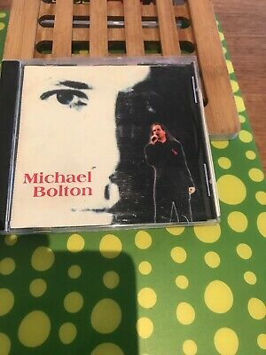 Michael Bolton Greatest 1985 - 1995 Hits Cd Disc Like New
