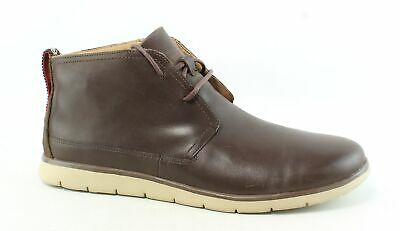 UGG Mens Freamon Grizzly Ankle Boots Size 12 (281110)