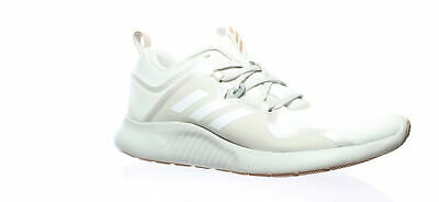 22684b4d07dfd Adidas Womens Edgebounce White Grey Ash Pearl Running Shoes Size 8 (277332)
