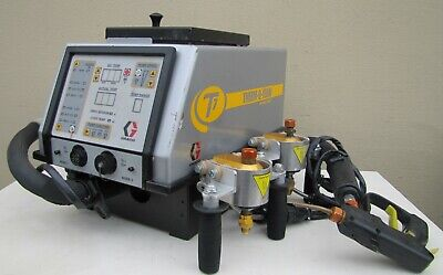 Graco T7 Therm-O-Flow Hot Melt Glue Machine with Hose and Gun Applicator