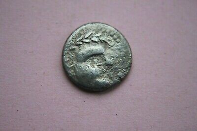 ANCIENT CELTIC SILVER UNIT 1st CENTURY BC/AD