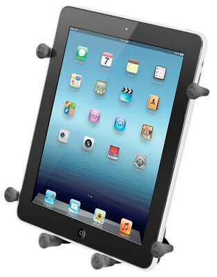 """RAM Mount X-Grip Holder for 9"""" - 10"""" Tablets Fits iPad Air Galaxy TAB A & Others"""