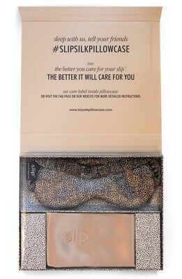 SLIP FOR BEAUTY SLEEP slip for beauty sleep Caramel & Leopard Collection