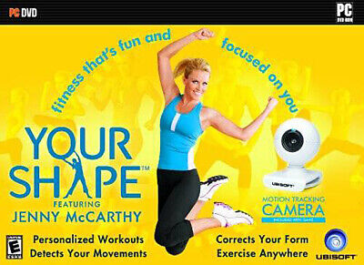 Your Shape (Bundle with Camera) New PC