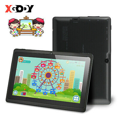 XGODY T702 7 INCH Android 8.1 Oreo HD Screen Tablet PC 8GB WiFi for Children
