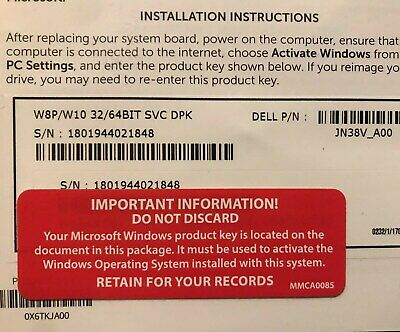 Genuine Windows 10 Professional or Win10 Pro Activation License Key Instant Code