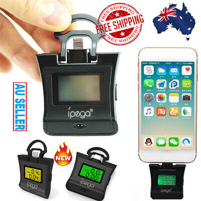 NEW Digital Alcohol Breathalyzer Breath Tester for Personal&Professional SGA AUS