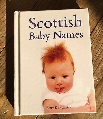 Scottish Baby Names Book
