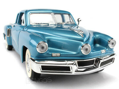 1948 Tucker Torpedo 1:18 Scale Diecast Model