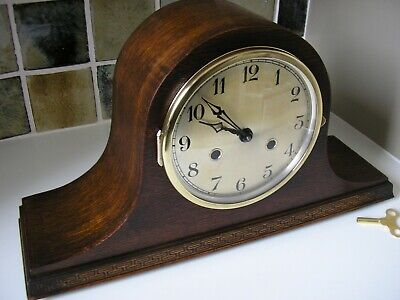 Restored - Classic English Mantle Clock