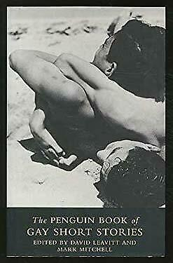 Penguin Book of Gay Short Stories-ExLibrary