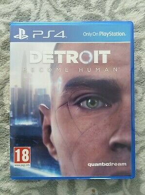 Detroit :Become Human PS4