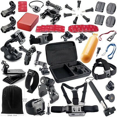 44-in-1 Outdoor Sports Camera Accessory Kit for GoPro HERO 4/ 3+/ 3/ 2/ 1
