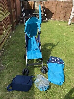mamas and papas buggy and accessories