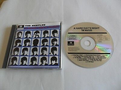 The Beatles - Hard Day's Night (CD) Holland Pressing