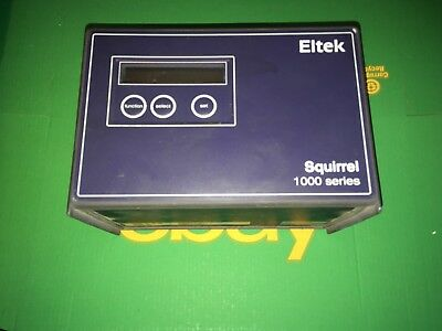 Eltek squirrel 1000 series data logger (Expanded version, 42 channel)