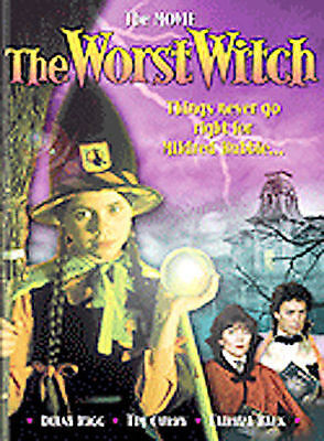 The Worst Witch (DVD, 2004)