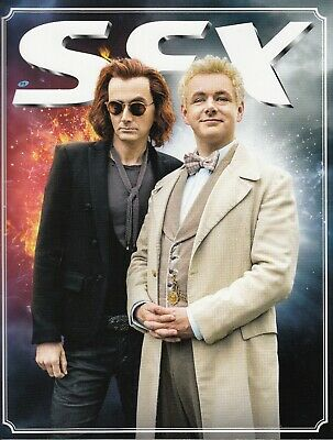 Sfx Magazine 313 June 2019 Good Omens Cover - Subscribers Cover!!!