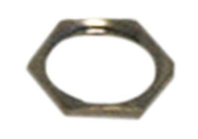 Nut Pg16 Pg16 Brass Sw 26 Thick 3,1mm Vpe 5 Pcs