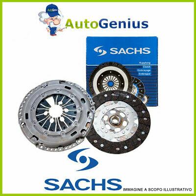 KIT FRIZIONE FORD TRANSIT CONNECT 1.8 TDCi 2002>2013 SACHS 3000951778