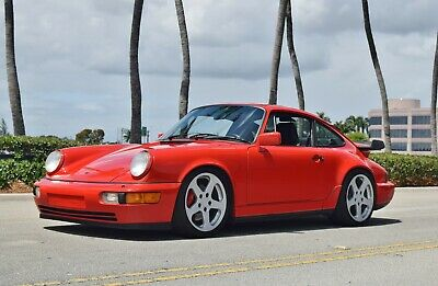 1990 Porsche 911 964 RUF RCT EVO Fully Documented- RUF Certification- Over $100k Invested - Recent Major Service