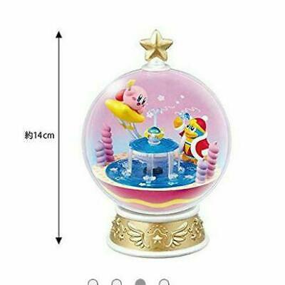 Kirby Terrarium Collection Of Mint Stars Super Dx Star Dream Fountain Story