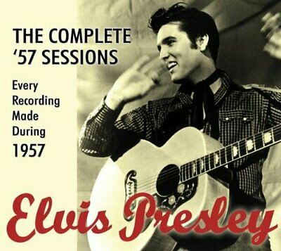 Elvis Presley - The Complete '57 Sessions. 2 x CD New & Sealed