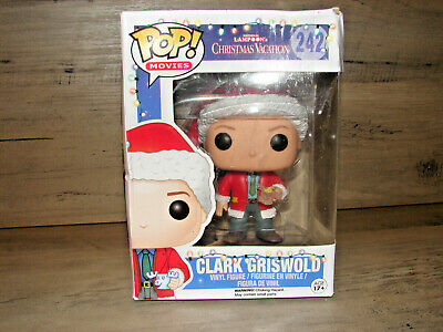 Funko Pop Movies: Clark Griswold #242 **BRAND NEW** READ!! ^^^