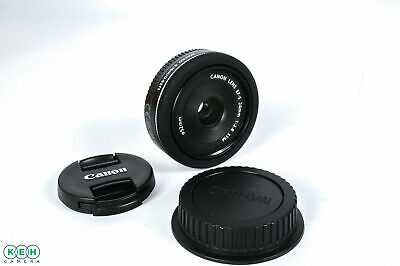 Canon EF-S 24mm F/2.8 STM Lens For APS-C Sensor DSLRS {52}
