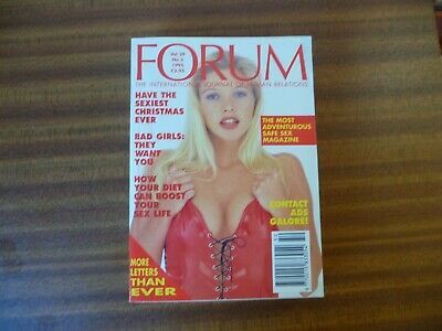fetish magazine FORUM vol 29 number 5