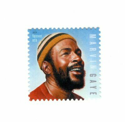 5371 Music Icon Marvin Gaye SWEET & Ready to MOUNT MNH